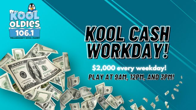 Kool Cash Workday!