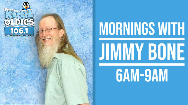 Mornings with Jimmy Bone