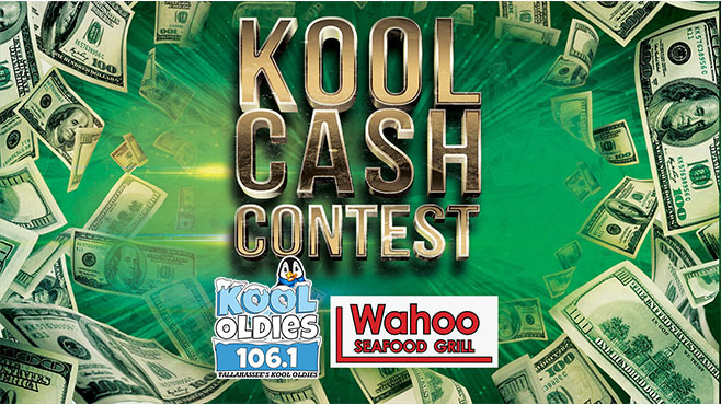 KOOL Oldies 106.1 KOOL CASH Contest